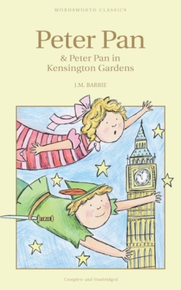 Peter Pan, English edition | Dodax.com