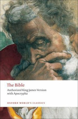 The Bible, Authorized King James Version | Dodax.pl