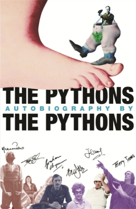 The Pythons' Autobiography By The Pythons | Dodax.es