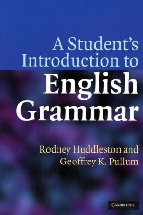 A Student's Introduction to English Grammar | Dodax.ch