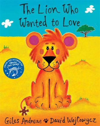 The Lion Who Wanted To Love | Dodax.at