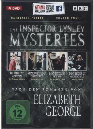 The Inspector Lynley's Mysteries. Vol.1, 4 DVDs | Dodax.es