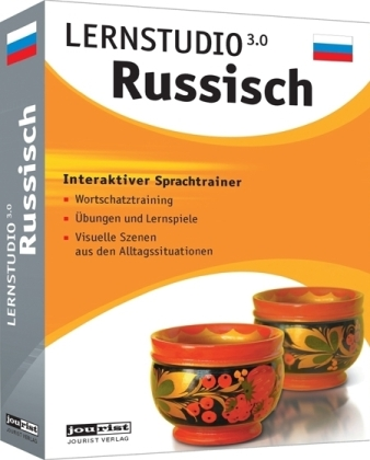 Lernstudio Russisch 3.0, 2 CD-ROMs | Dodax.at