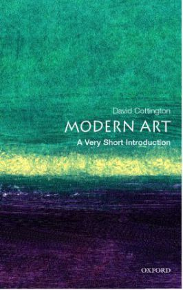 Modern Art: A Very Short Introduction | Dodax.ch