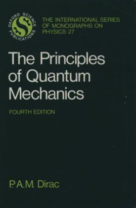 The Principles of Quantum Mechanics | Dodax.at