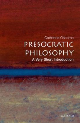 Presocratic Philosophy | Dodax.co.uk