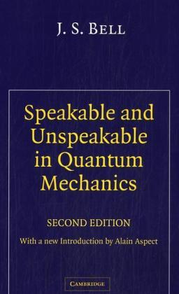 Speakable and Unspeakable in Quantum Mechanics | Dodax.ch
