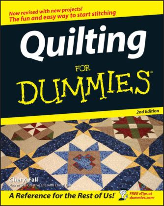 Quilting For Dummies | Dodax.ch
