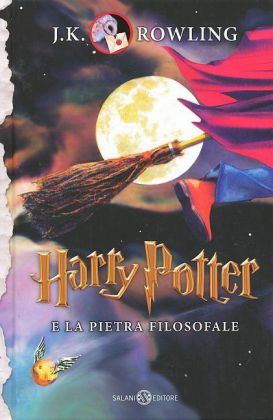 Harry Potter e la pietra filosofale | Dodax.at