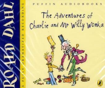 The Adventures of Charlie and Mr. Willy Wonka, 4 Audio-CDs | Dodax.ch