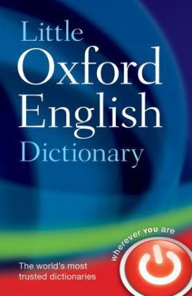 Little Oxford English Dictionary   Dodax.ch