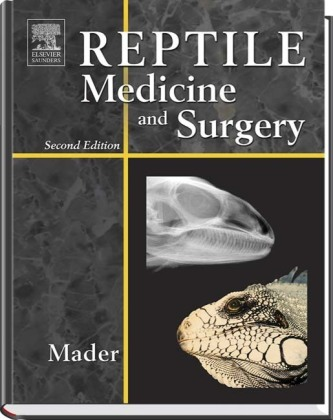 Reptile Medicine and Surgery | Dodax.pl