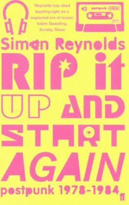 Rip It Up and Start Again, English edition, small | Dodax.fr