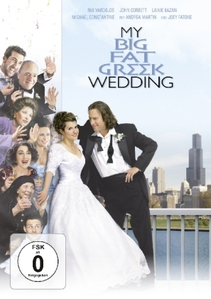 My Big Fat Greek Wedding, 1 DVD | Dodax.de