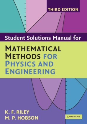 Student Solution Manual for Mathematical Methods for Physics and Engineering | Dodax.pl