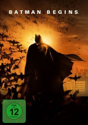 Batman Begins, 1 DVD | Dodax.de
