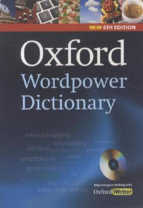 Oxford Wordpower Dictionary, w. CD-ROM | Dodax.at