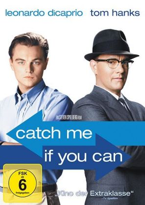 Catch Me If You Can, 1 DVD, deutsche, englische u. französische Version | Dodax.ch