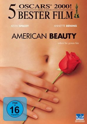 American Beauty, 1 DVD | Dodax.nl