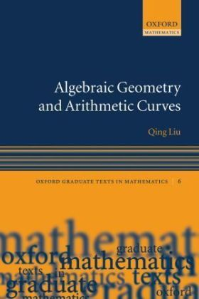 Algebraic Geometry and Arithmetic Curves | Dodax.pl