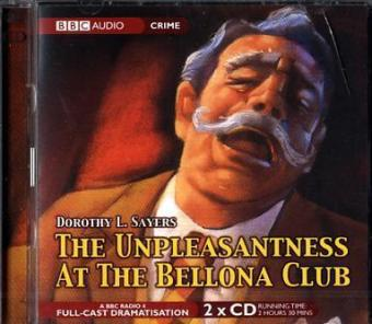 The Unpleasantness At The Bellona Club, 2 Audio-CDs. Ärger im Bellona-Club, 2 Audio-CDs, englische Version | Dodax.at