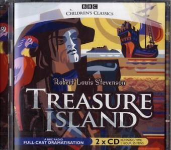Treasure Island, 2 Audio-CDs | Dodax.ch