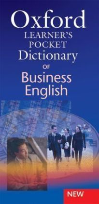 Oxford Learner's Pocket Dictionary of Business English | Dodax.at