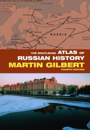 The Routledge Atlas of Russian History | Dodax.pl