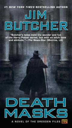 Dresden Files, Death Masks | Dodax.at