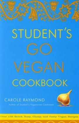 Student's Go Vegan Cookbook | Dodax.pl