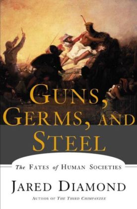 Guns, Germs, And Steel | Dodax.pl