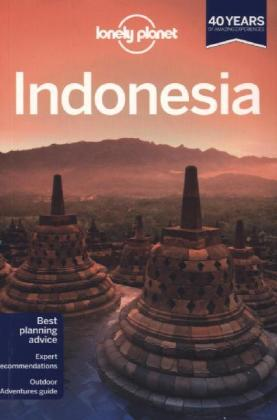 Lonely Planet Indonesia | Dodax.ch