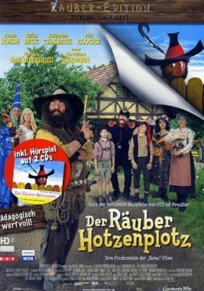 Der Räuber Hotzenplotz (2005), 1 DVD + 2 Audio-CDs (Räuber Edition) | Dodax.at