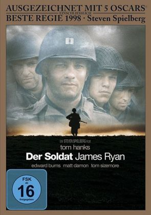 Der Soldat James Ryan, 1 DVD | Dodax.es