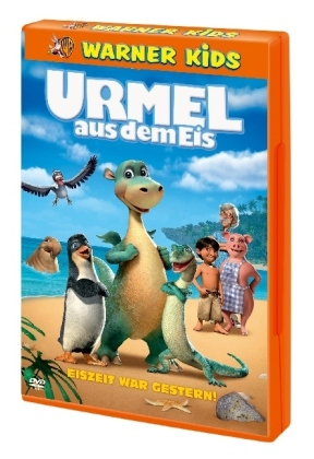 Urmel aus dem Eis, 1 DVD, Computeranimationsfilm | Dodax.it