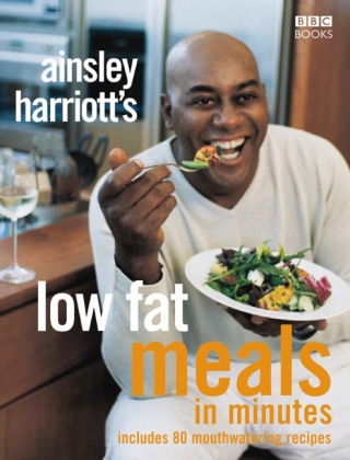Ainsley Harriott's Low Fat Meals in Minutes | Dodax.pl