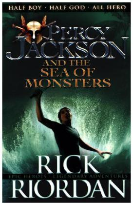 Percy Jackson and the Sea of Monsters | Dodax.de
