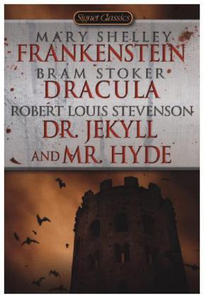Frankenstein, Dracula, Dr. Jekyll and Mr. Hyde | Dodax.ch