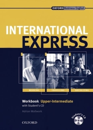 Upper-Intermediate, Workbook w. Student's-Audio-CD | Dodax.ch