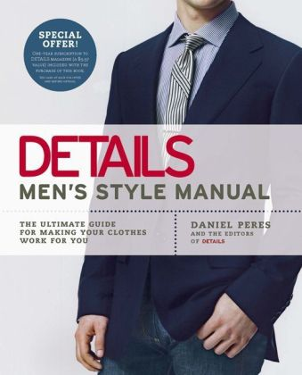Details Men's Style Manual | Dodax.ch