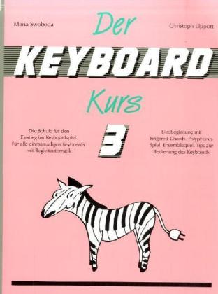 Der Keyboard-Kurs. Tl.3 | Dodax.at