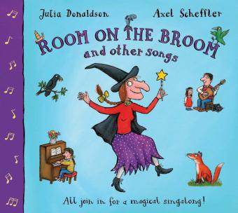 Room On the Broom And Other Songs, w. Audio-CD | Dodax.ch