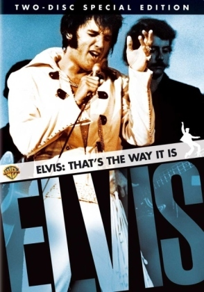 Elvis, That's the Way It Is, 2 DVDs   Dodax.at