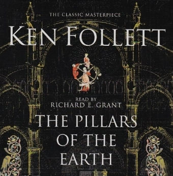The Pillars of the Earth, 8 Audio-CDs. Die Säulen der Erde, 8 Audio-CDs, engl. Version | Dodax.ch
