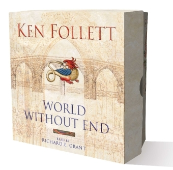 World without End, 12 Audio-CDs. Die Tore der Welt, englische Version | Dodax.ch