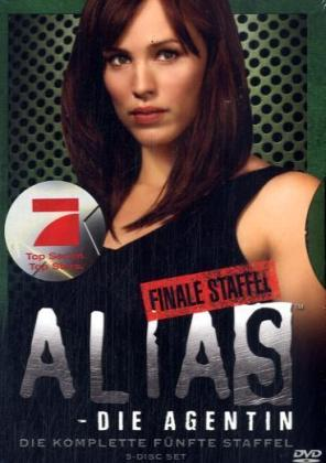Alias, 5 DVDs. Season.5 | Dodax.de