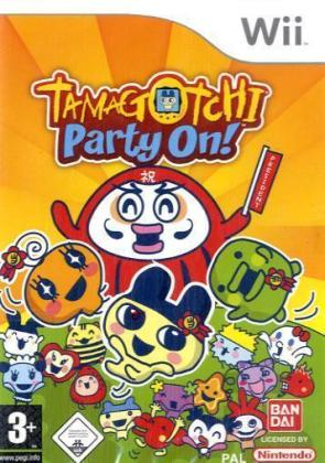 Tamagotchi Party On - Wii | Dodax.ch