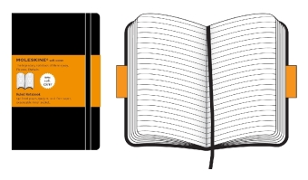 Moleskine soft, Extra Large Size, Ruled Notebook | Dodax.ch