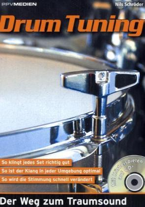 Drum Tuning, m. Audio-CD | Dodax.de