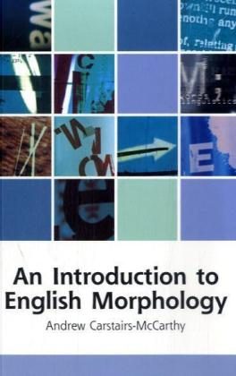 Introduction to English Morphology | Dodax.at